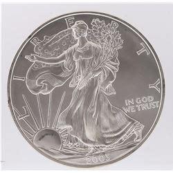 10 Dollar Silver Coin 2003 - 2003 american silver eagle dollar coin