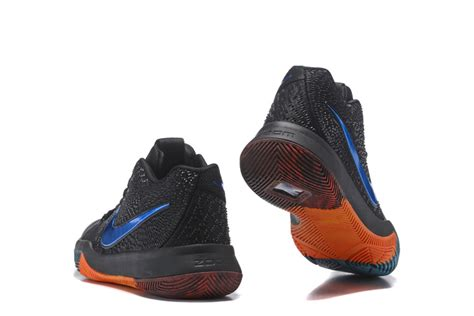 black history month basketball shoes nike kyrie 3 ep bhm blue black history month mens
