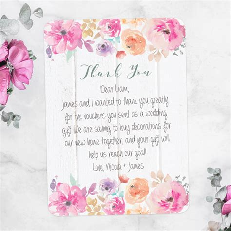 thank you gifts for wedding helpers that are wedding thank you cards wording help dotty about paper than