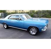 1966 Chevelle 396 Marina Blue Stunning  YouTube