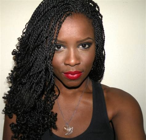 Different Kind Of Hairstyle With Twisting | 25 hottest braided hairstyles for black women head