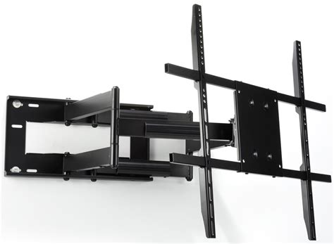 tv swing mount swing out tv mount heavy duty bracket for large screens
