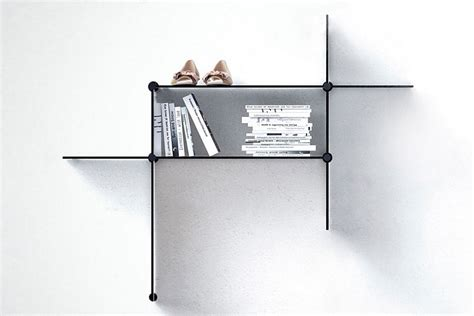 The Shelf System by Up The Wall Shelf System