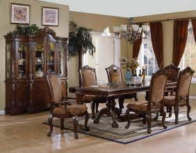 china cabinet and dining room set dining room set with china cabinet home interior design ideas