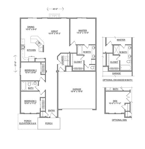 hayden homes floor plans the hudson new homes for sale wa id or hayden homes