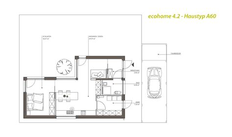 Plans For Garage by Singlehaus Typ A60