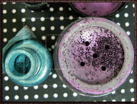 Sleek I Dust sleek eye dust 6 odtenkov