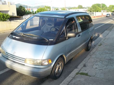 1991 Toyota Previa Braga91 1991 Toyota Previa Specs Photos Modification