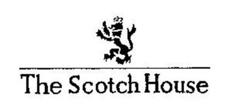 the scotch house the scotch house trademark of scotch house limited the serial number 72446870