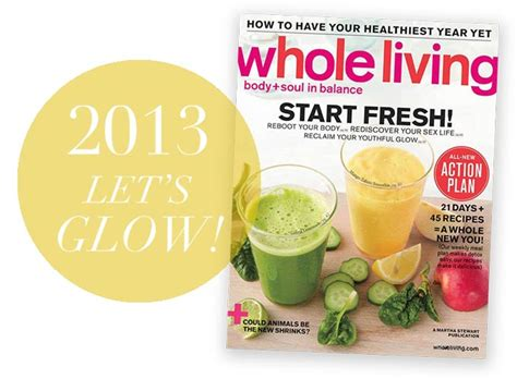 Site Www Talberthouse Org Detox by A New Year A New You B S Whole Living Detox Plan