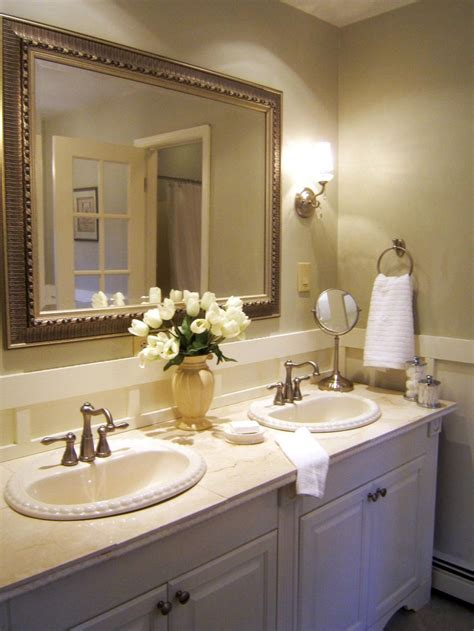 bathroom makeover ideas on a budget budget bathroom makeovers hgtv