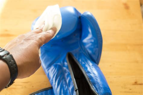 How To Make Boxing Gloves Out Of Paper - how to sanitize boxing gloves