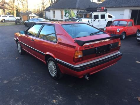 automotive air conditioning repair 1986 audi coupe gt parking system 1986 audi gt coupe low low 76k miles rare great condition classic audi other 1986 for sale