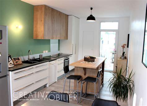 meuble cuisine sur mesure meubles de cuisine sur mesure cobtsa com