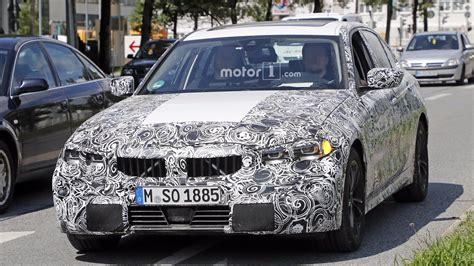 Bmw 3 Series 2019 Usa by 2019 Bmw 3 Series With Production Lights