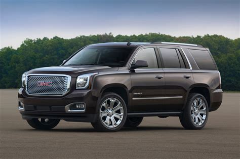 2015 gmc yukon denali front photo 34