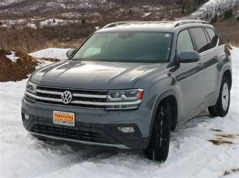 utah drives volkswagen atlas  toyota highlander   arrow