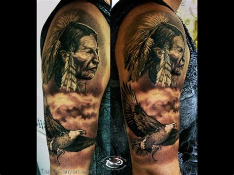tattoo eagle indian 73 best native american tattoos images on pinterest