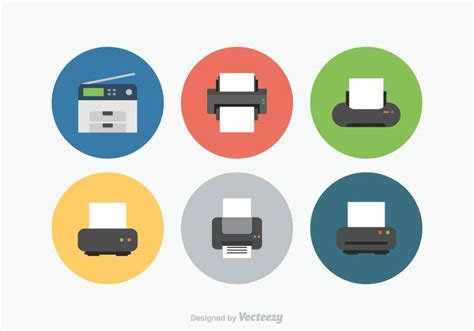 eps format for printing free printer vector icons download free vector art