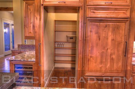 Custom Pantry Door by Custom Pantry Door Blackstead Building Co