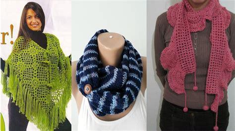 invierno 2016 moda en sweaters sacos y ponchos tejidos invierno 2016 ponchos y chalinas y gorras tejidas a crochet para damas