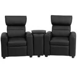 flash furniture leather recliner with storage