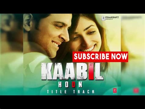 download mp3 youtube with cover kaabil hoon full video song hd hritik roshan