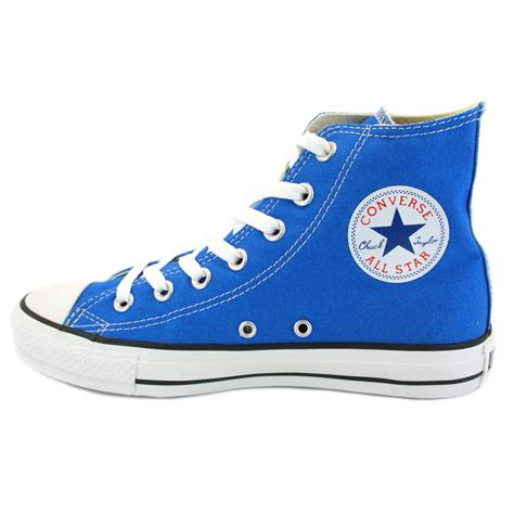 Blue Converse royal blue converse high tops www imgkid the image