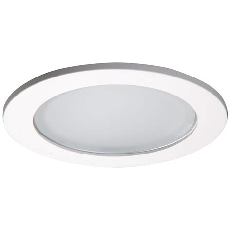5 shower light trim halo 5 in white recessed ceiling light shower trim with