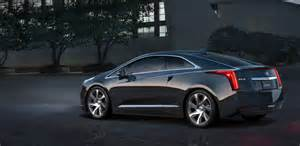 Cadillac Elr Battery 2014 Cadillac Elr Extended Range Electric Debuts In Detroit