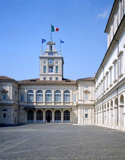 palazzo quirinale roma sede presidente della