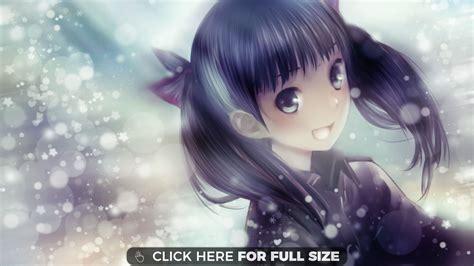 wallpaper cute anime girl anime cute girl hd wallpaper