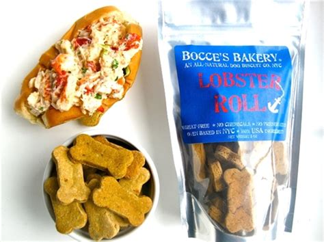 Lobster Treats Really by Scalawags Pet Boutique Lobster Roll Biscuits