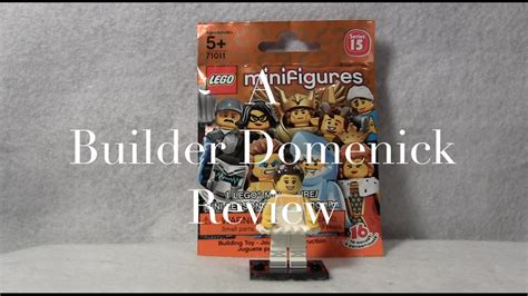 Ballerina Sealed Lego Minifigure Series 15 No 10 Balerina lego ballerina minifigure 71011 10 series 15 review