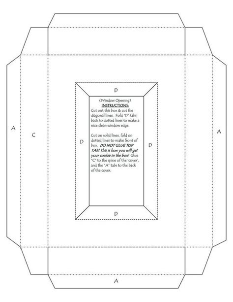 greeting card box template make a 5x7 greeting card