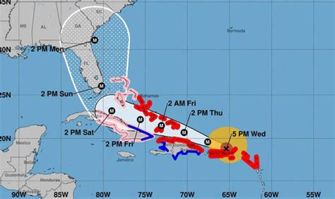 hurricane irma hit date hurricane irma miami track what time will killer