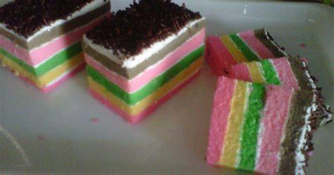 Pewarna Makanan Biru Ny Liem 107 resep rainbow cake kukus rumahan yang enak dan