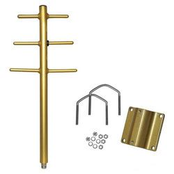 2 4 ghz wifi yagi antenna view specifications details of yagi antenna by engineers