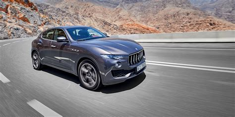 Levante Years 2 2018 maserati levante s initial details revealed here