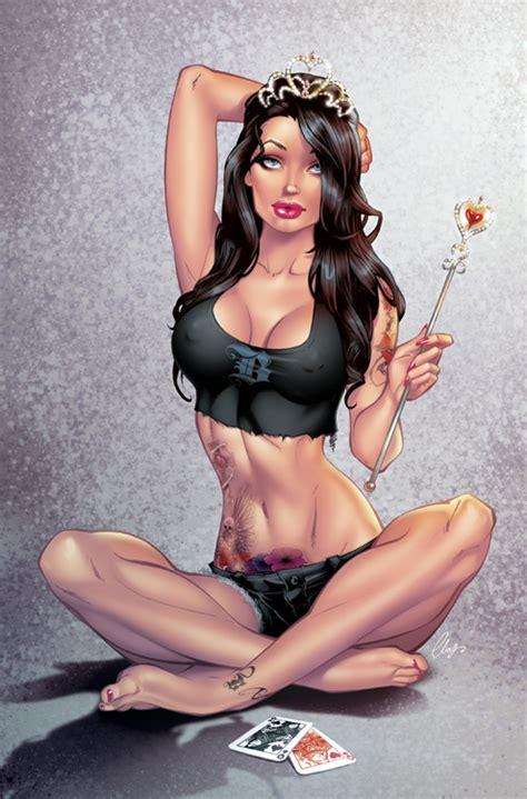 hot queen tattoo queen of spades by elias chatzoudis on deviantart