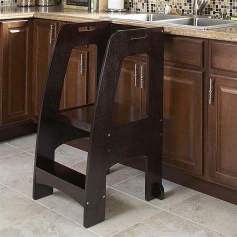 Cosco Chair Step Stool Black by Vintage Kitchen Step Stool Npnurseries Home Design The