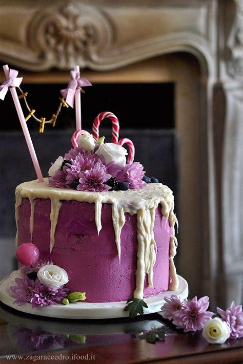 torte fiori torta fiori e frutti zagara e cedro
