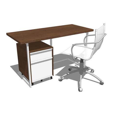 Modular Kitchen Designer Remsen Office Set 3d Model Formfonts 3d Models Amp Textures