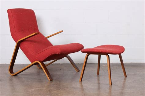 eero saarinen grasshopper chair grasshopper chair and ottoman by eero saarinen for knoll