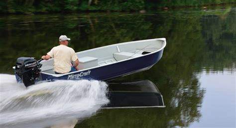 aluminum fishing boat size what size motor for a 10 foot aluminum boat