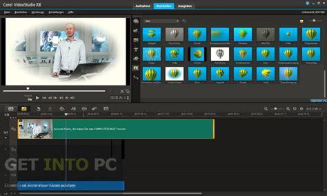 tutorial edit video corel videostudio videostudio x8 seotoolnet com