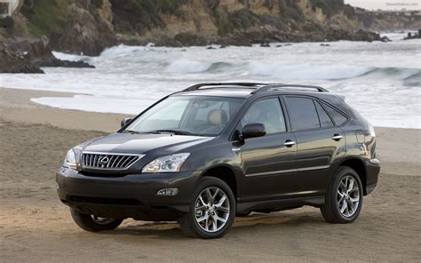 lexus rx 350 lexus rx 350 2010 widescreen car wallpapers 02 of