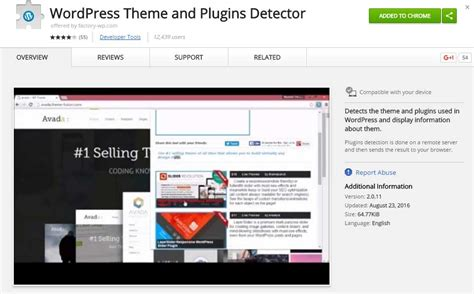 wordpress themes detector 18 free wordpress theme detector tools tested and compared