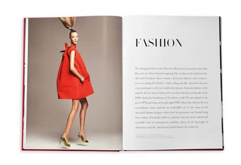 New Fashion Book Fashionalities by The New Fashion Book By Oscar De La Renta Best Design Books