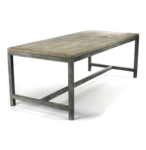industrial dining room table industrial dining room table